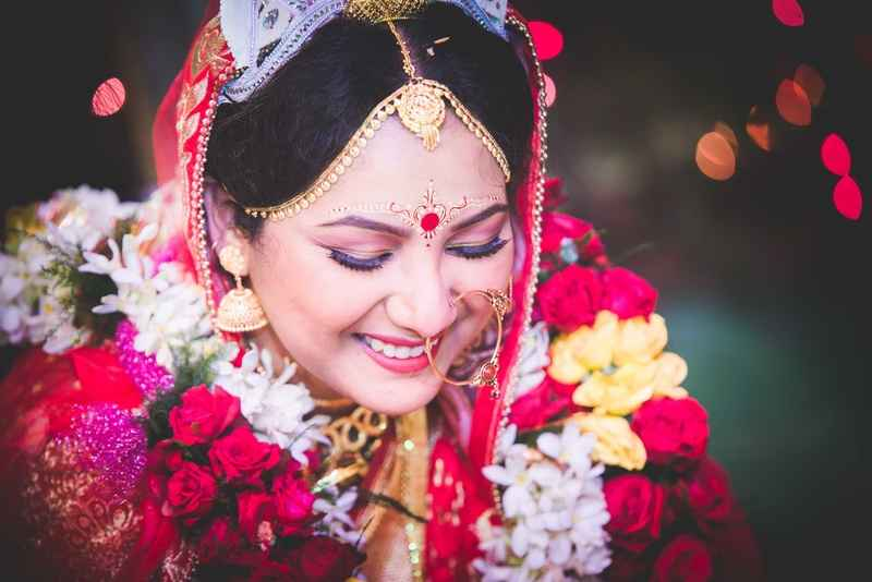 Taking The Perfect Candid Portraits Of Wedding