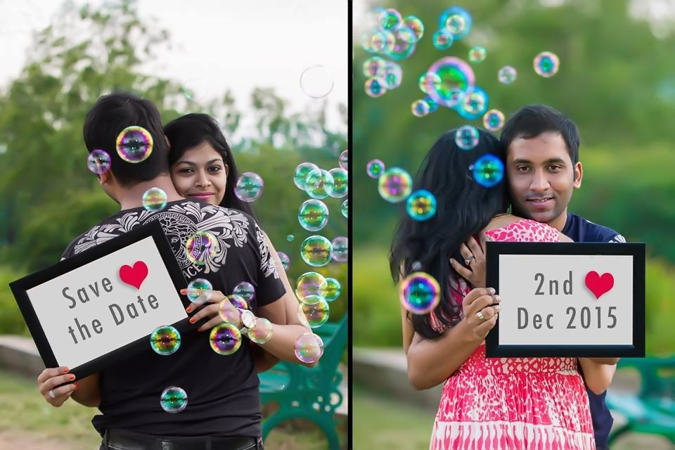 Top Tips From Pre-Wedding Photographers in Chennai!